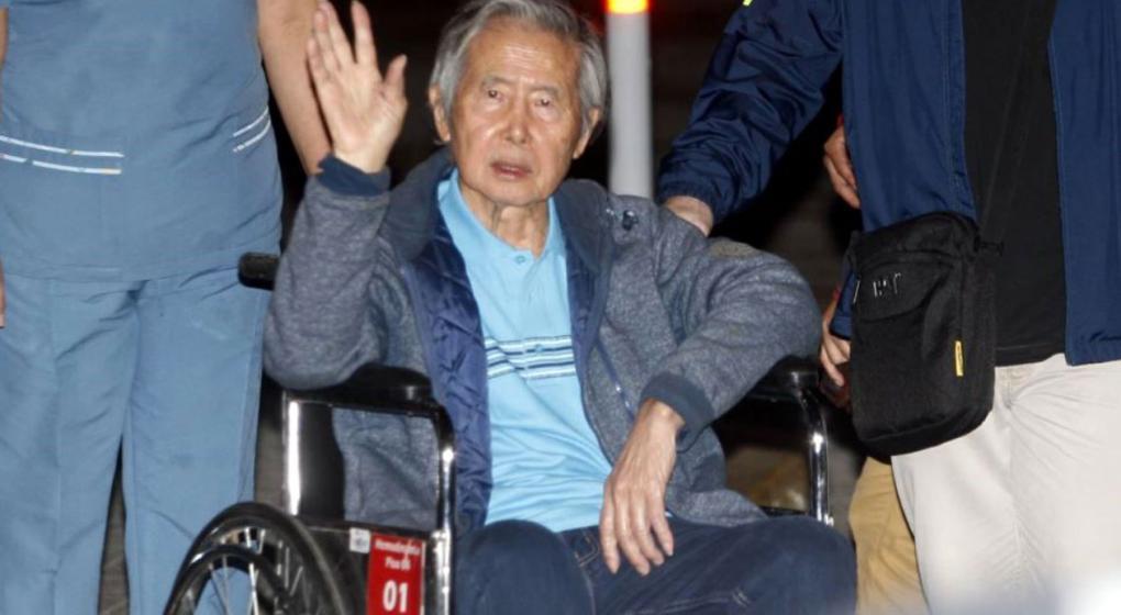 La Justicia peruana anula el indulto a Alberto Fujimori y ordena su captura