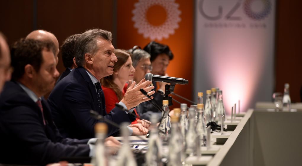 """En medio de las tensiones, el G20 debatirá sobre """"comercio inclusivo"""""""