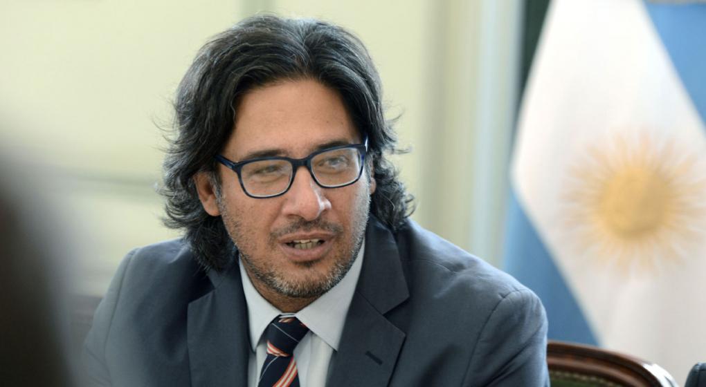 """Germán Garavano: """"Hay crisis, pero el Presidente está convencido del rumbo"""""""