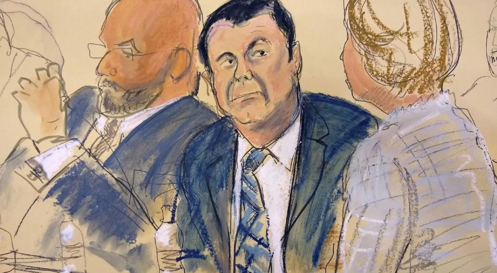 """Un narco declaró contra """"el Chapo"""" Guzmán: dijo que lo ayudó a evadir su captura"""