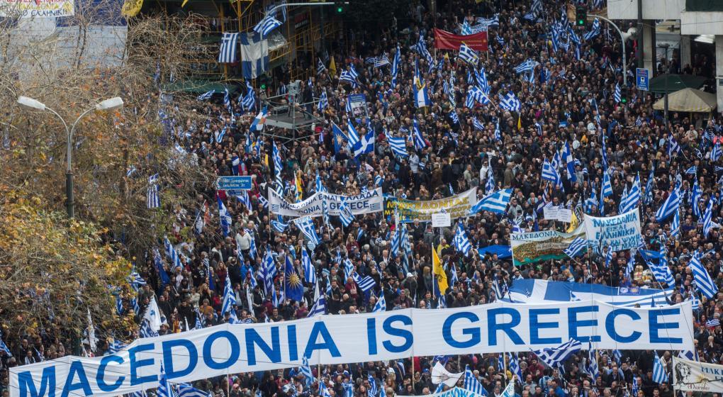 Tras 27 años de conflicto, cambiarán el nombre a la ex república yugoslava