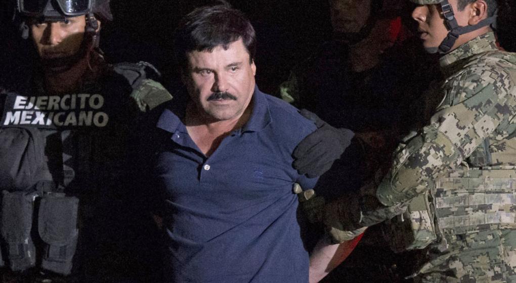 """La caída del """"Chapo"""": EE.UU. juzgará al enemigo público N°1"""