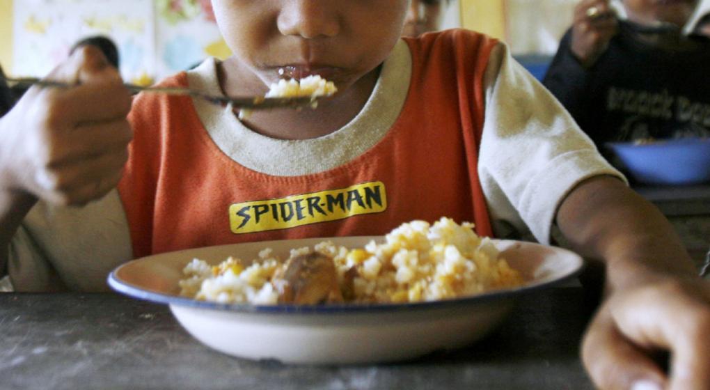 Según la ONU, una de cada nueve personas pasan hambre en el mundo