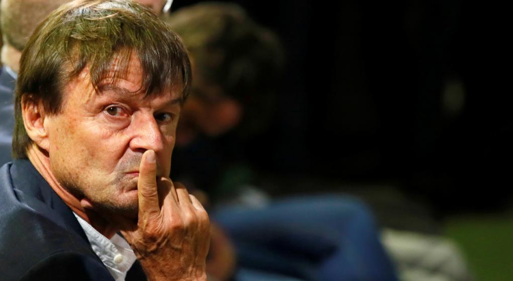 Golpe a Macron: el ministro de Medio Ambiente renunció en vivo y en directo