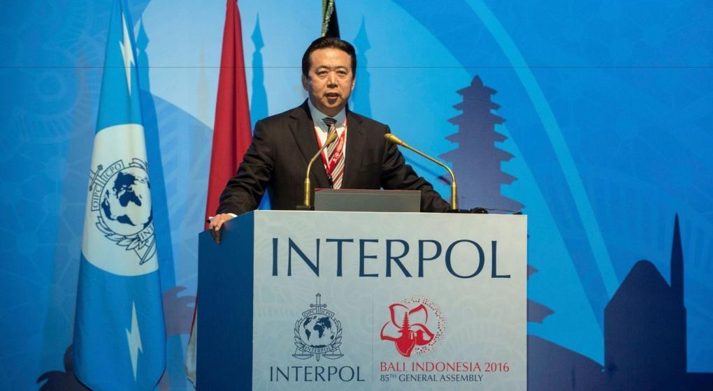 Sin rastros del jefe de Interpol: ¿lo retuvo el Gobierno de China?