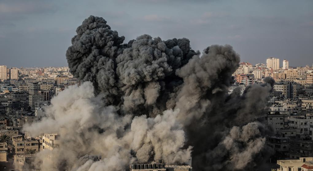 Después de lanzar 200 misiles en 48 horas, Hamas confirmó un acuerdo de alto el fuego en Gaza