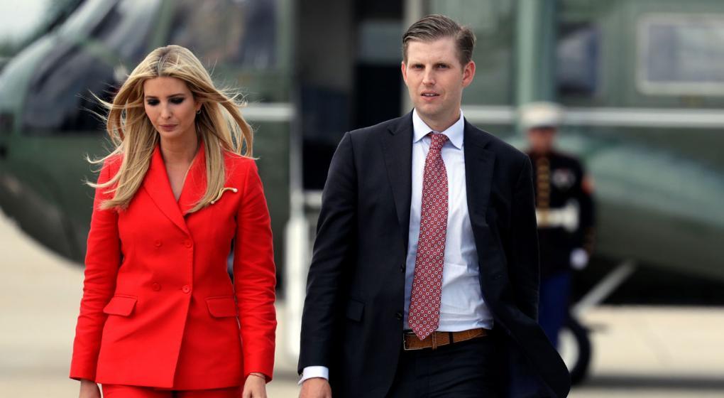 La hija de Trump en contra de su padre por sus políticas sobre inmigrantes