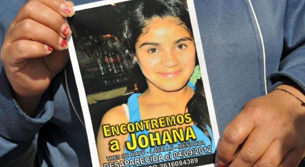 Hallaron restos humanos en la casa de Johana Chacón, desaparecida en 2012 en Mendoza