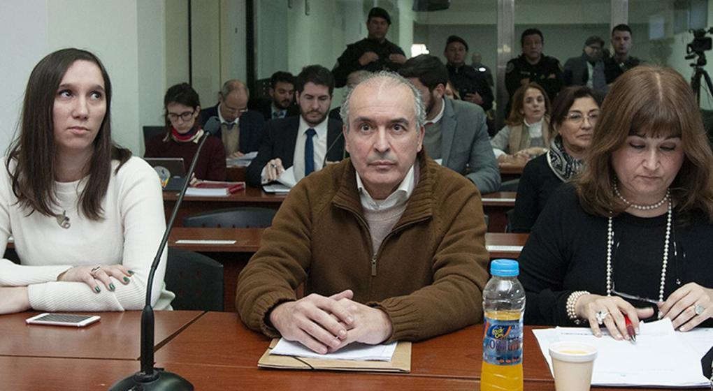 José López sobre los bolsos del convento: Ese dinero no es mío, era de personas vinculadas a la política