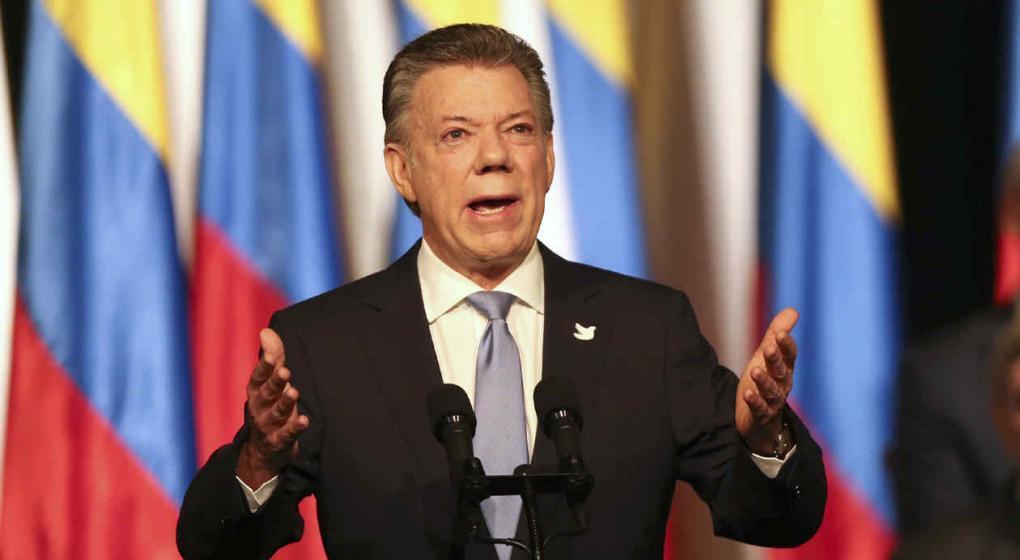 Colombia rechazó la acusación de Maduro contra Santos