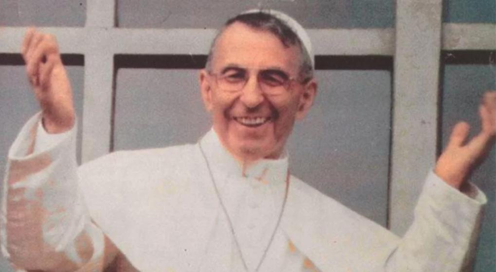 """Juan Pablo, """"el papa de la sonrisa"""" que murió a los 33 días de ser nombrado"""
