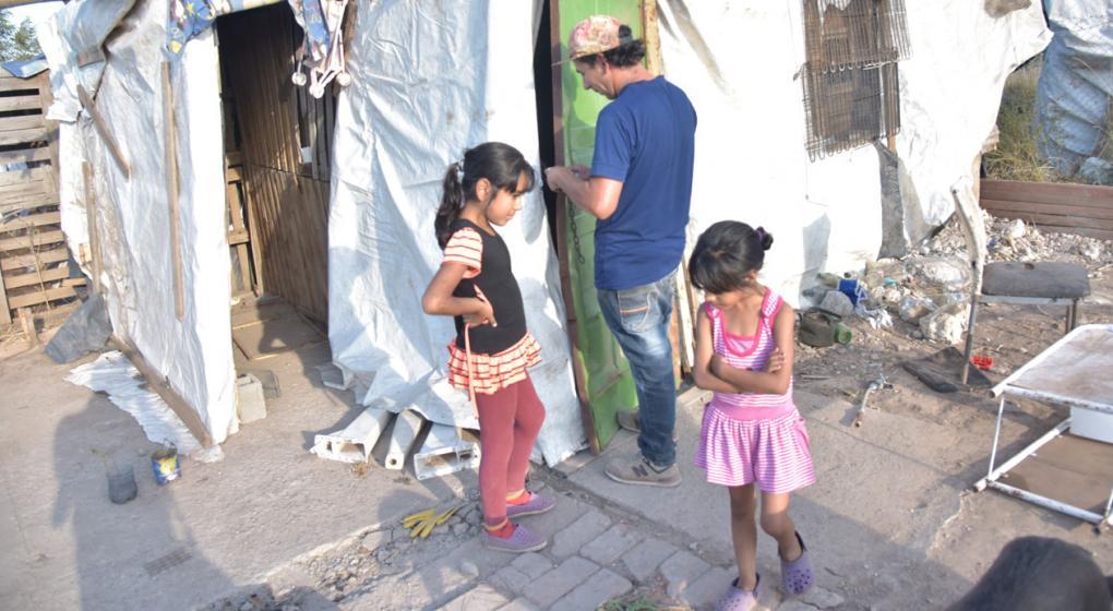 Ordenan un nuevo desalojo en Parque Esperanza de Juárez Celman