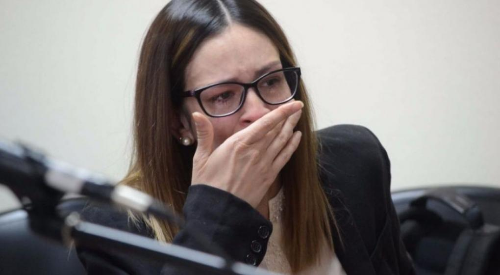 Julieta Silva fue condenada a 3 años y nueve meses de prisión, pero no irá a la cárcel