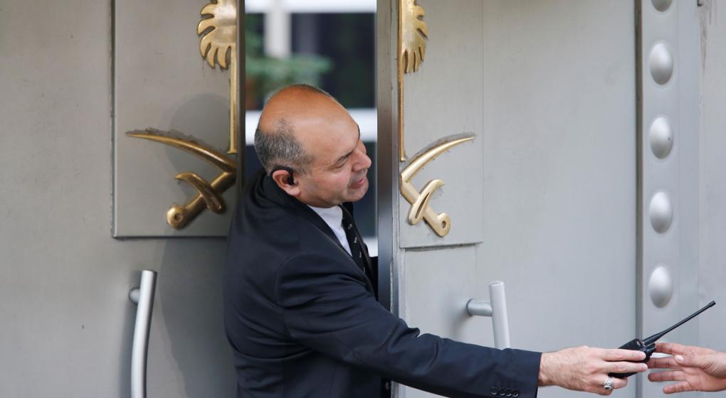 Aseguran que restos de Khashoggi fueron encontrados en el jardín del cónsul saudita