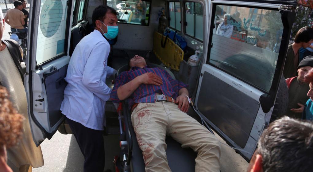 Al menos cincuenta muertos en una ataque suicida a una escuela de Kabul