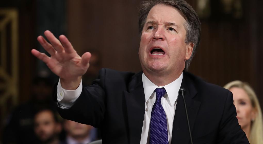 Kavanaugh gana una primer batalla en el Senado y se acerca a la Corte Suprema
