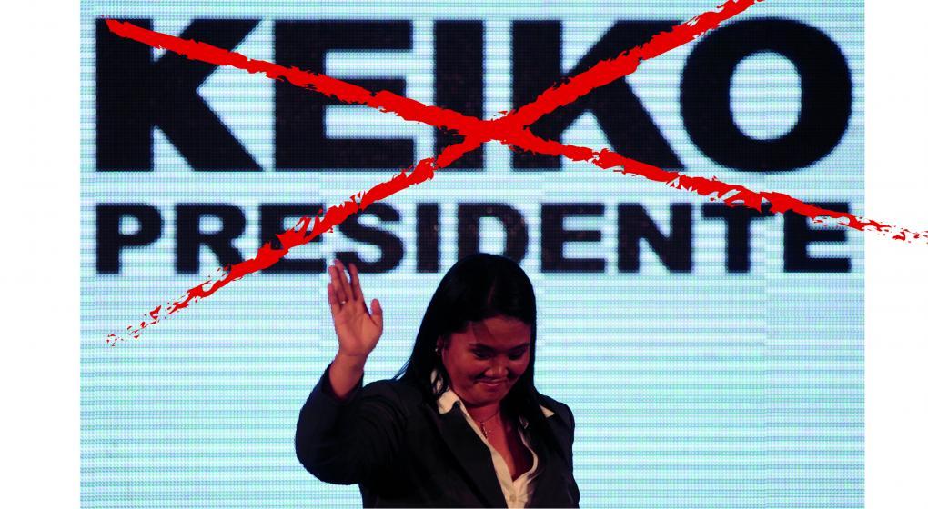 Un nuevo golpe contra la dinastía Fujimori