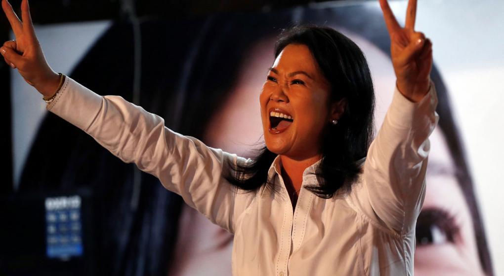 Perú: detuvieron a Keiko Fujimori por supuesto lavado de dinero