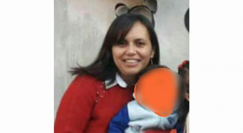 Apareció con vida Claudia Ivana Lucero