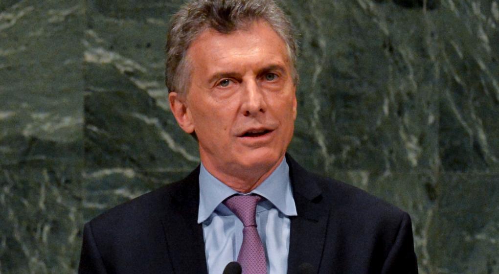 Macri afirmó que la renuncia del jefe del Banco Central estaba prevista