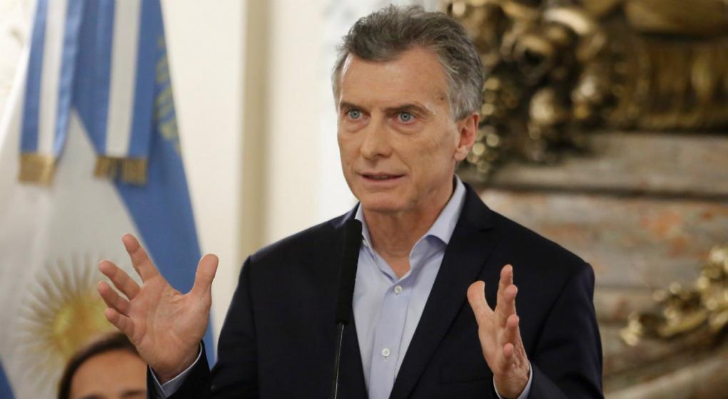 Cambiemos trabaja para la reelección de Macri, en un escenario que lo enfrente a Cristina Kirchner