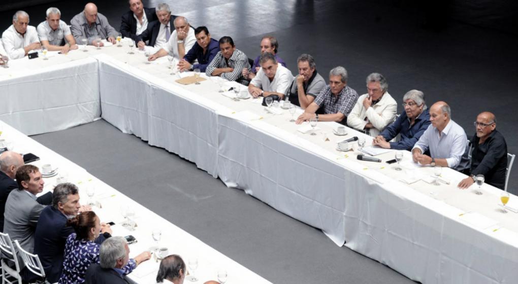 Con el del martes, la CGT le realiza a Macri un paro cada ocho meses