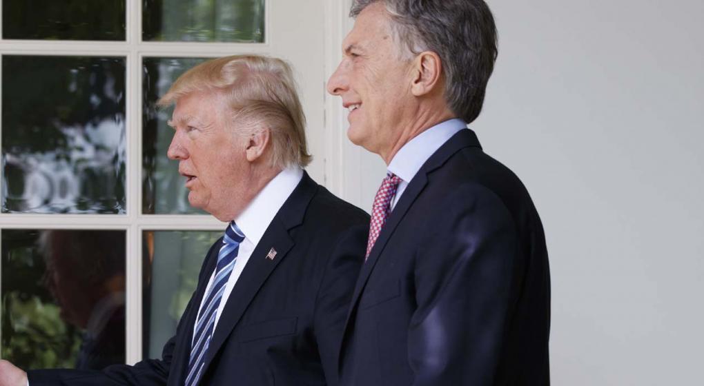 Confirmado: Donald Trump vendrá a la Argentina en noviembre