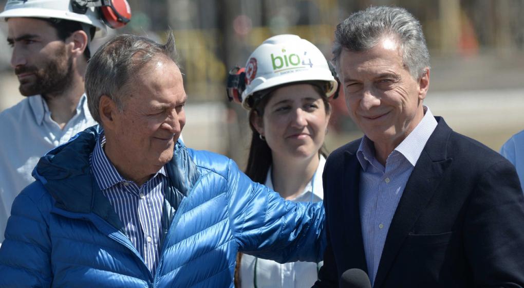 Macri en Río Cuarto: Cómo no vamos a ser optimistas si nos hicimos cargo de tantos problemas estructurales
