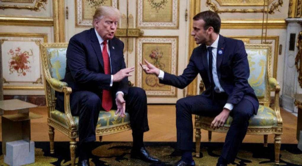 Macron, Trump y la discusión por la soberanía de Europa