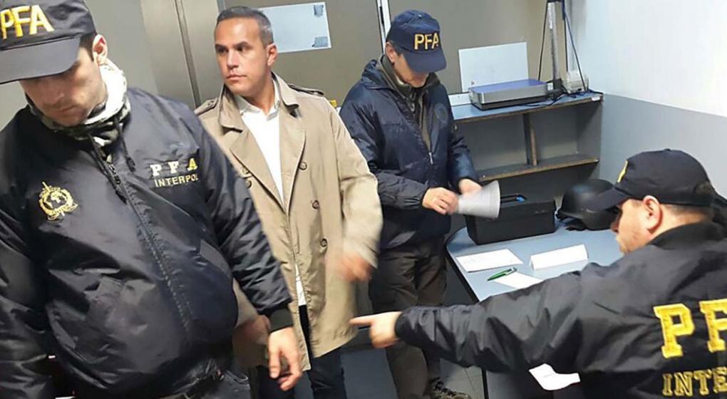 Mafia de los contenedores: allanaron tres terminales portuarias