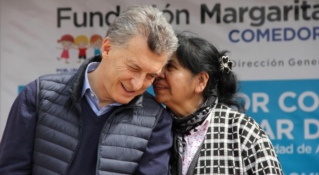 """Margarita Barrientos apuntó contra el kirchnerismo: """"Si no hubiesen robado tanto no estaríamos así"""""""