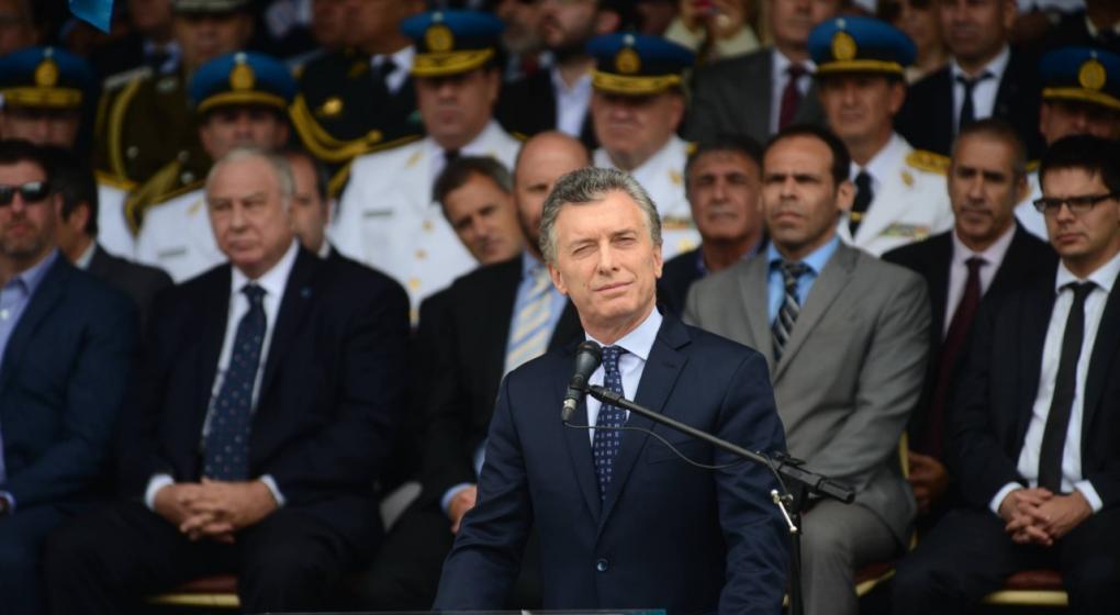 Macri sobre la lucha contra el narcotráfico: Estamos en el camino correcto