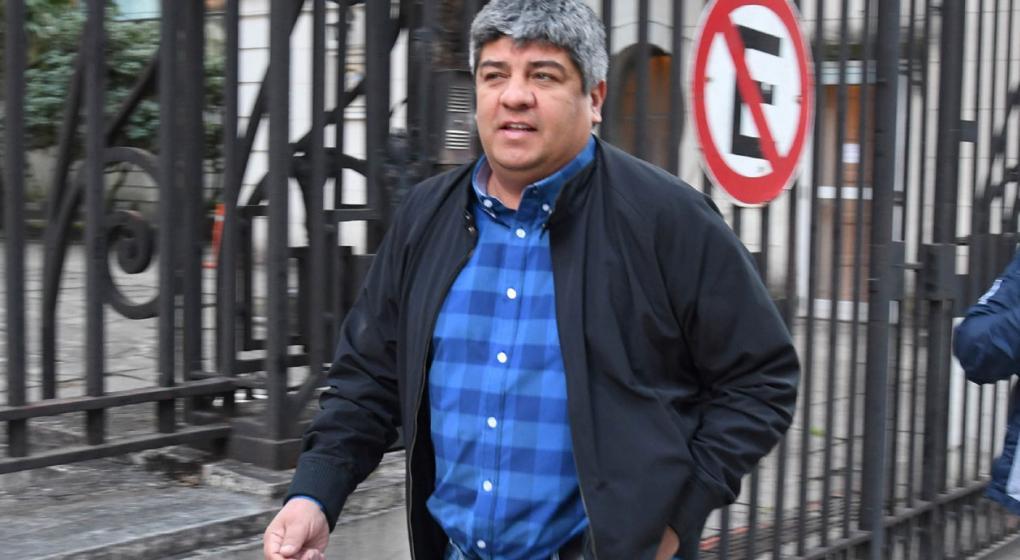 """25-M: Pablo Moyano estimó que el paro será """"contundente"""""""