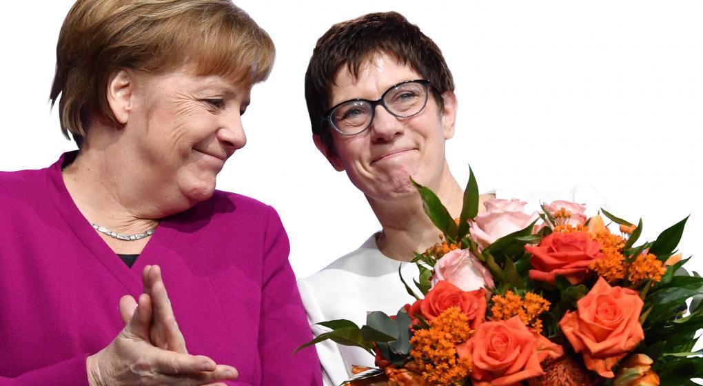 Las mujeres toman las riendas de los grandes partidos políticos alemanes