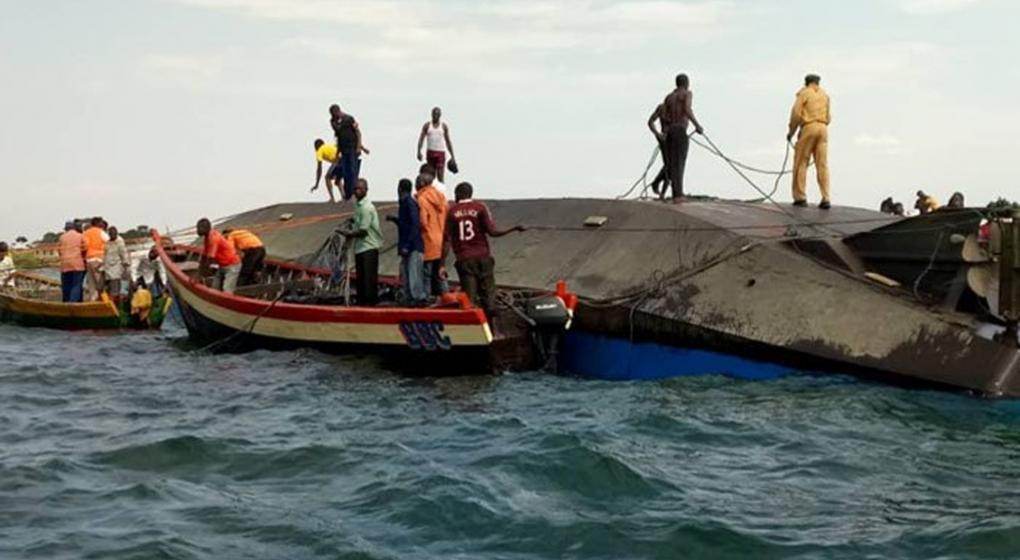 La cifra de muertos por el naufragio en Tanzania asciende a 127