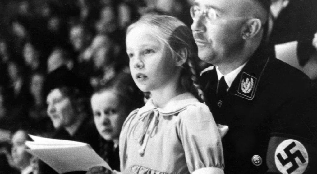 Una hija del jerarca nazi Himmler trabajó para la inteligencia alemana