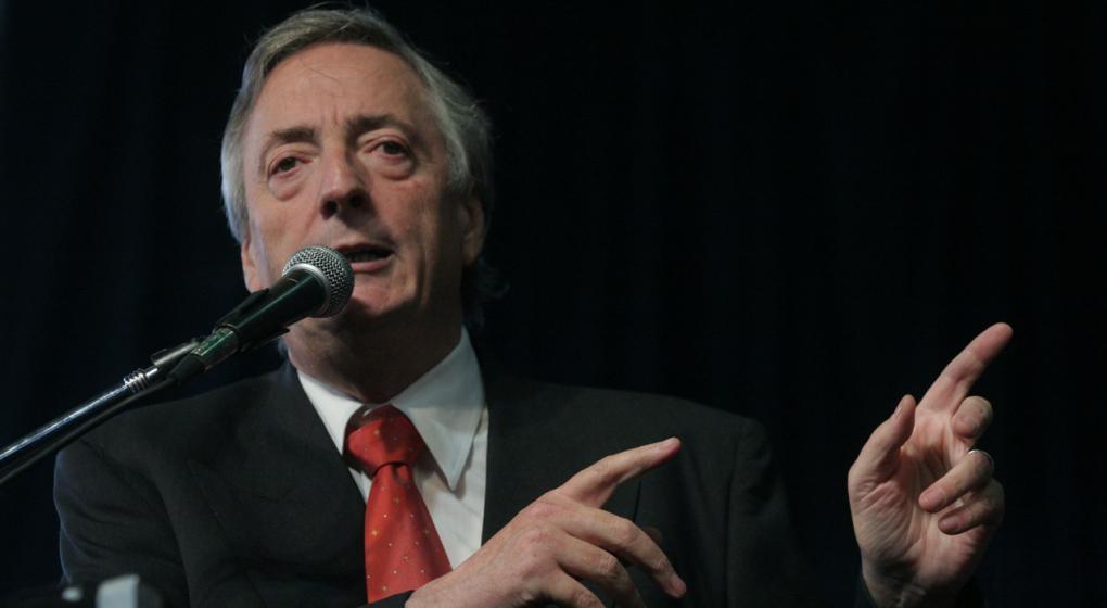 A ocho años de la muerte de Néstor Kirchner: Máximo encabeza un homenaje