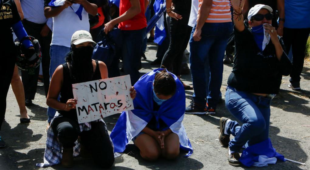 """Nicaragua: al menos cinco muertos en la """"Operación Limpieza"""" llevada a cabo por el Gobierno"""