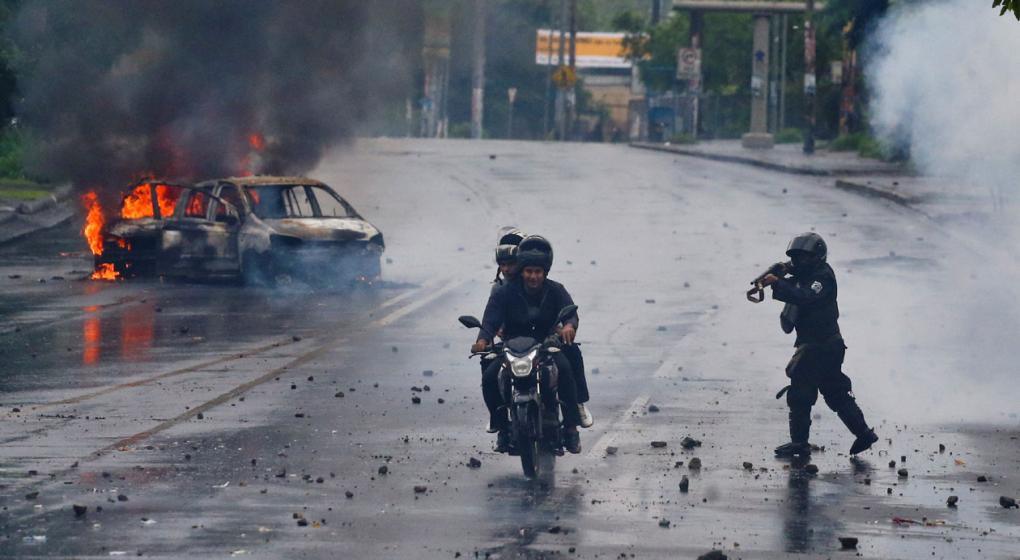 La represión en Nicaragua ya deja 285 muertos según la ONG nicaragüense ANPDH