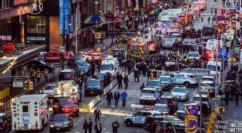 Hubo un marcado descenso de ataques terroristas durante 2017
