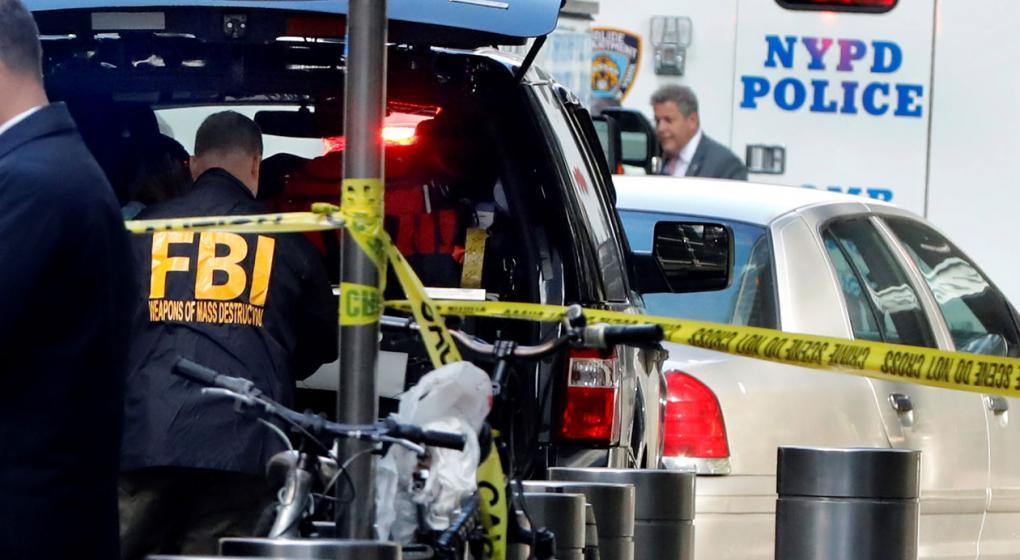 Confirman que los paquetes explosivos en EE.UU. fueron enviados por la misma persona