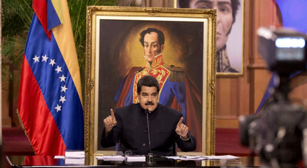 El Gobierno de EE.UU. se reunió con militares venezolanos rebeldes
