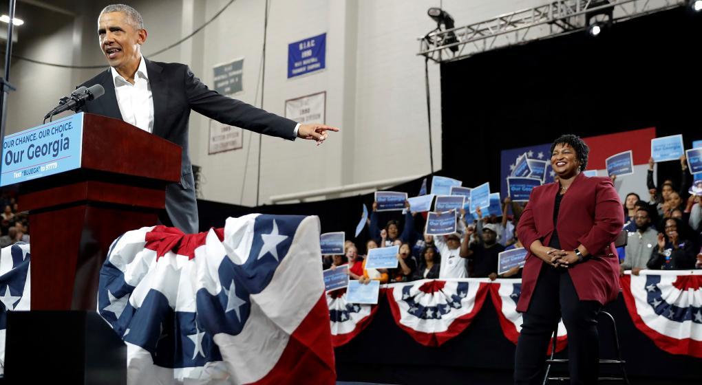 A días de las elecciones, Obama calienta la campaña