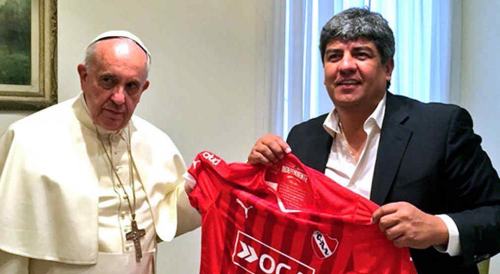 Pablo Moyano aseguró que la movilización a Luján tuvo el apoyo del Papa
