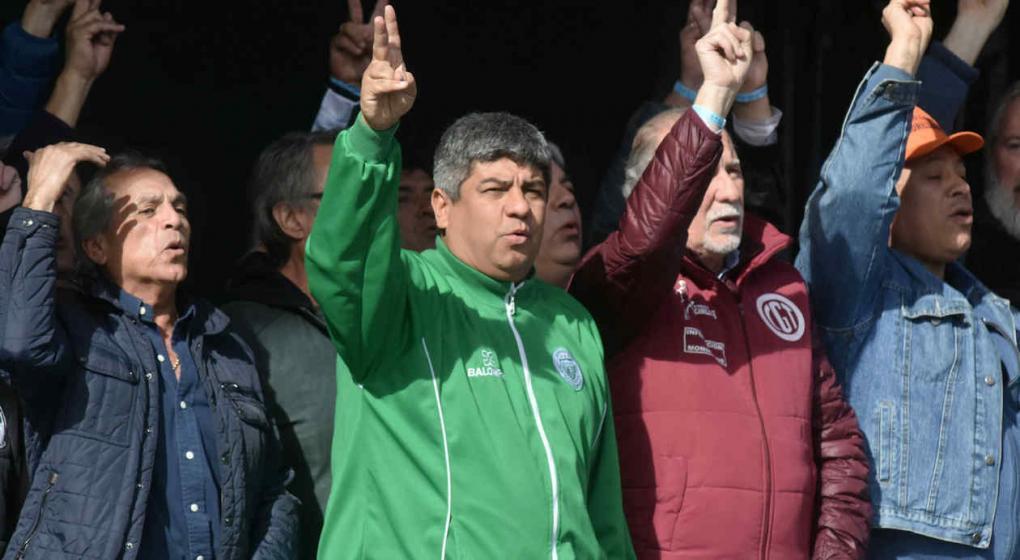 """Pablo Moyano, tras el pedido de detención: """"Sería un orgullo ir en cana con este gobierno gorila"""""""