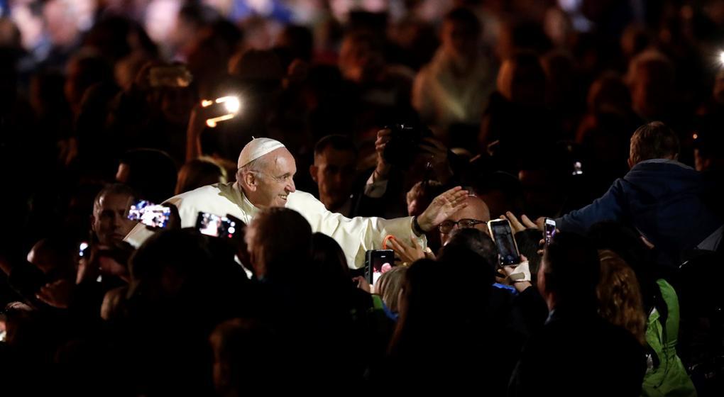 """El Papa habló de """"caca"""" para calificar los encubrimientos de los abusos de la Iglesia"""