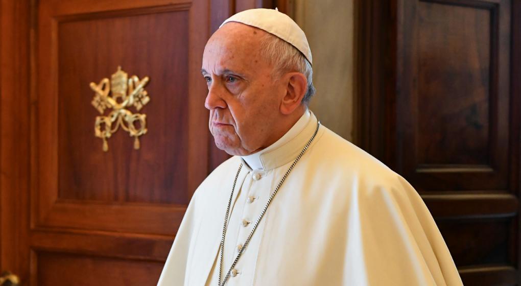 El Papa pidió que se actúe con decisión para evitar naufragios en el Mediterráneo