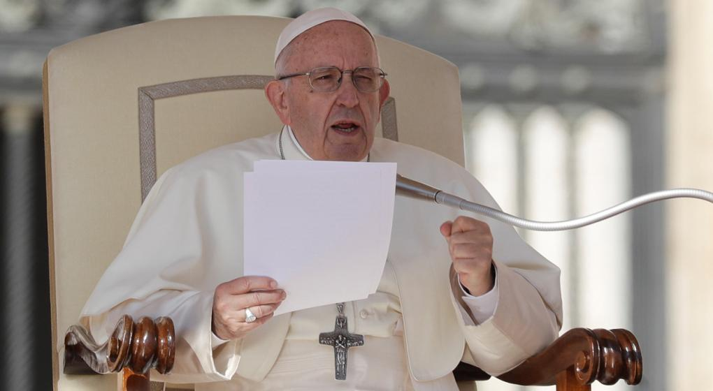 """""""El grito de los pobres es cada día menos escuchado"""", aseguró el Papa"""