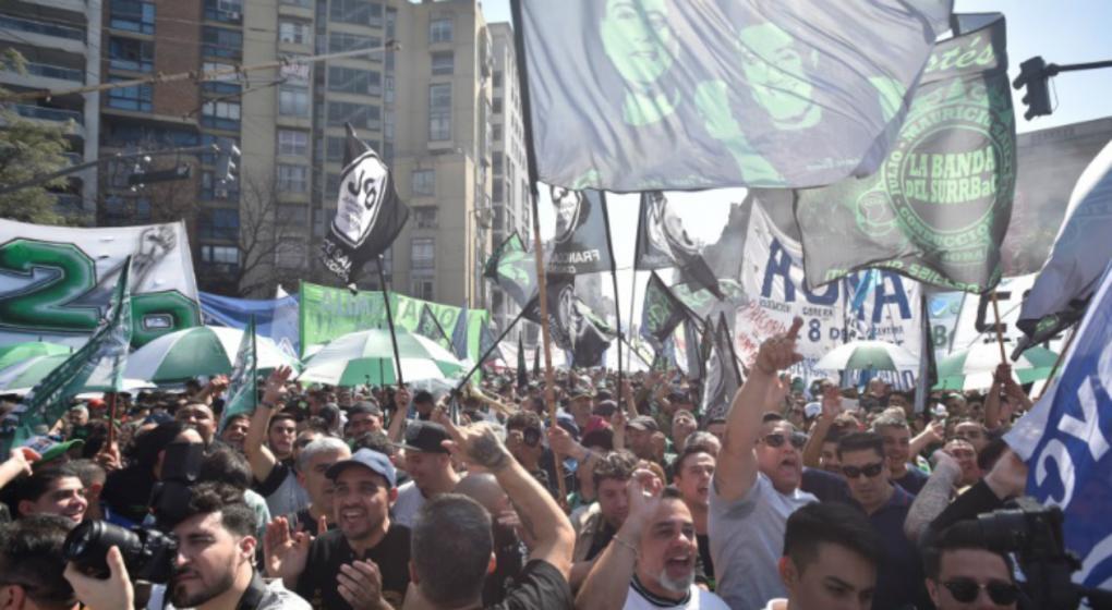 Gremios cordobeses se pliegan a la protesta contra el Presupuesto 2019