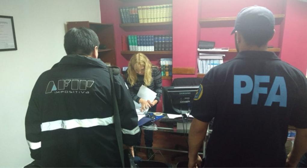 Córdoba: cayó banda acusada de robar claves fiscales y emitir facturas truchas por $ 20 millones